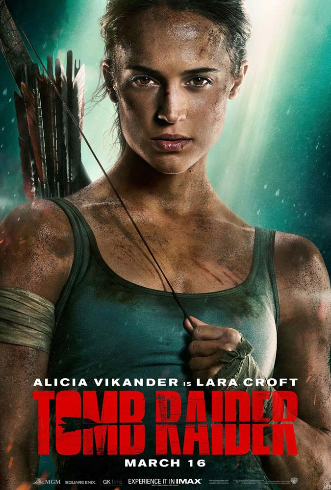 Tomb Raider Theatrical Trailer