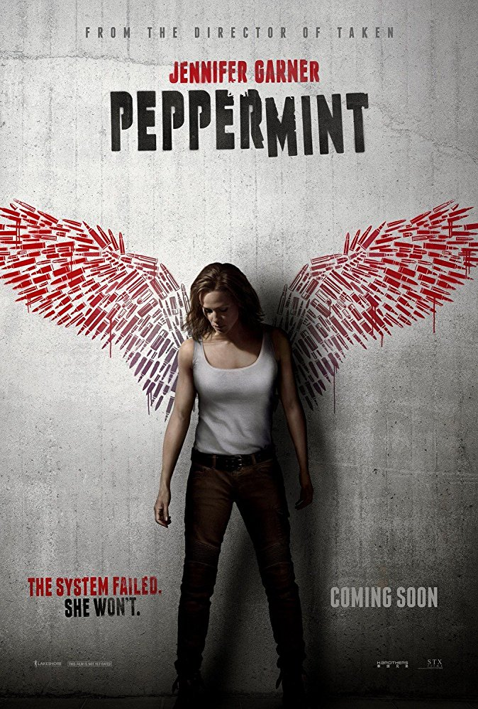 Peppermint: Theatrical Trailer