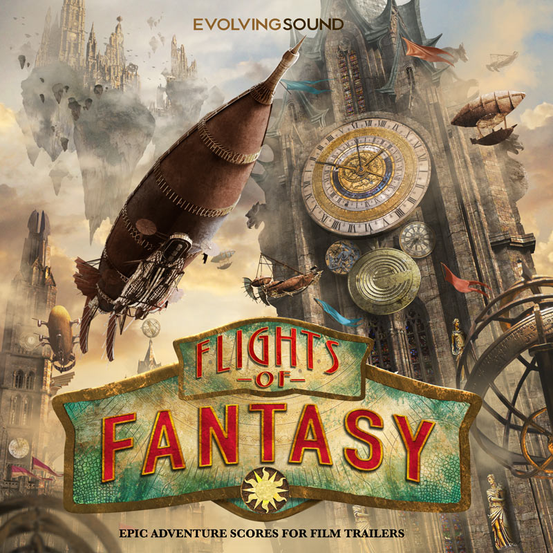 Trailer Music - Flights of Fantasy