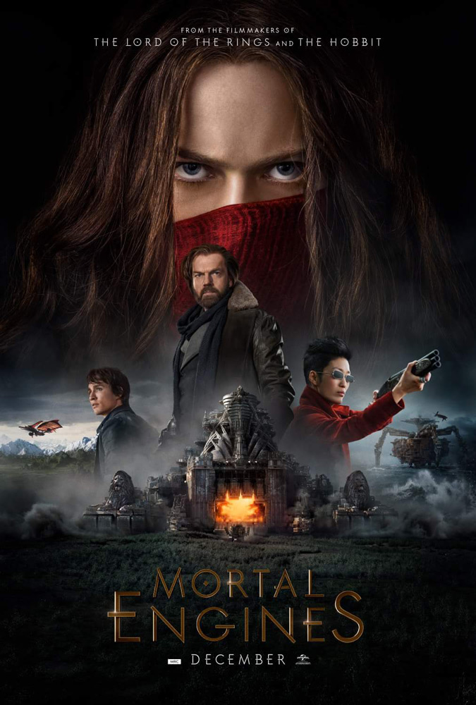 Trailer Music for Mortal Engines
