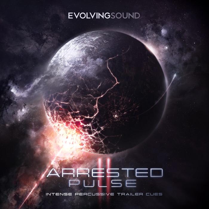 Percussive Trailer Music - Arrested Pulse 2