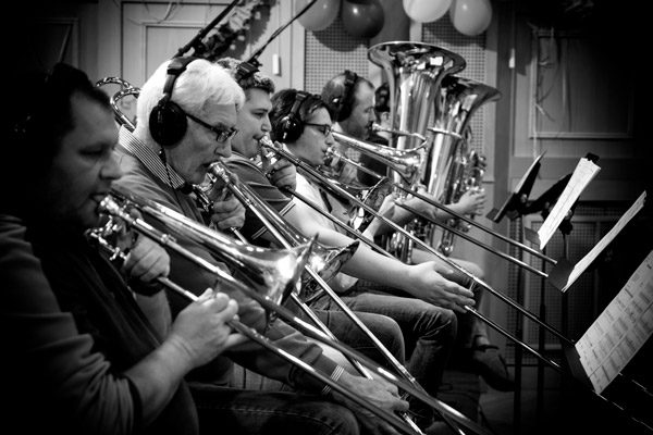 Brass Section - Budapest Trailer Music Sessions
