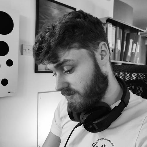 George - Intern - Evolving SOund Trailer Music