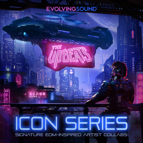 ICON SERIES: The Upbeats