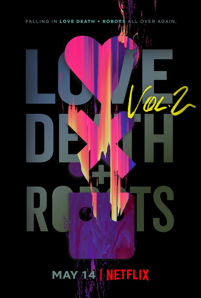 LOVE DEATH + ROBOTS : VOL 2